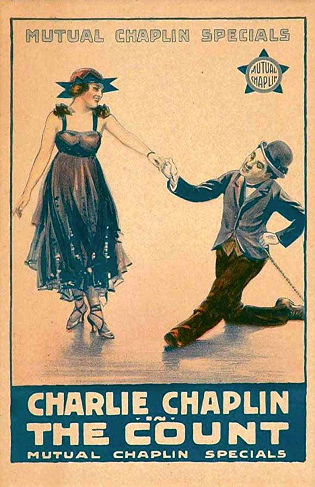 Couverture du film The Count de Charlie Chaplin