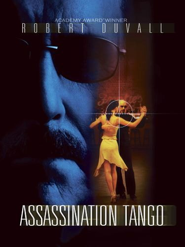 Affiche du film Assassination Tango